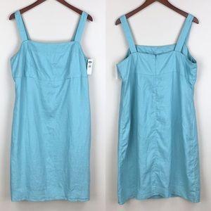 Old Navy Linen Dress NWT